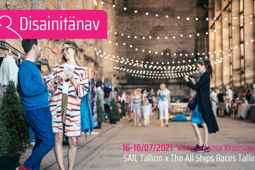Disainitänav @ SAIL Tallinn 2021