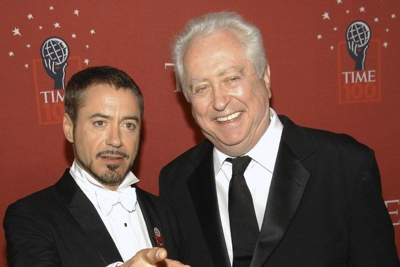 Lahkus USA režissöör ja näitleja Robert Downey seenior