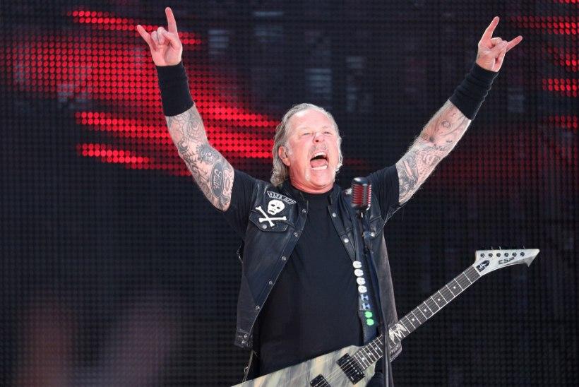 Naine pani oma lastele nimeks Metallica, Slayer ja Pantera!