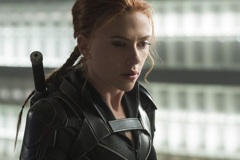 """FILMISAADE """"DUUBEL""""   Scarlett Johansson lahkub Marveli kinouniversumist korraliku pauguga"""