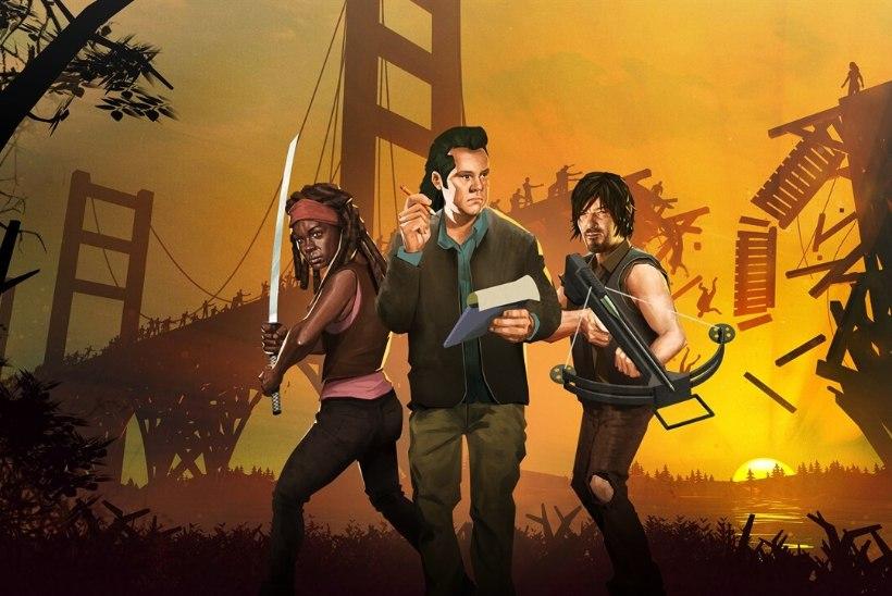"""Epic Games jagab tasuta ära """"Elavate surnute"""" seriaalil põhineva mängu (ja veel ühe teose)"""