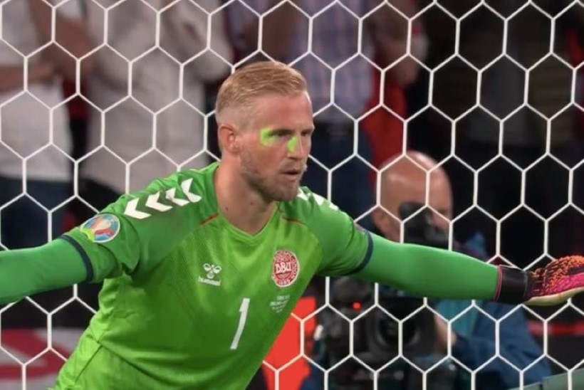 Isegi inglasest tippkohtunik ütles, et Taani kaotas olematu penalti tõttu