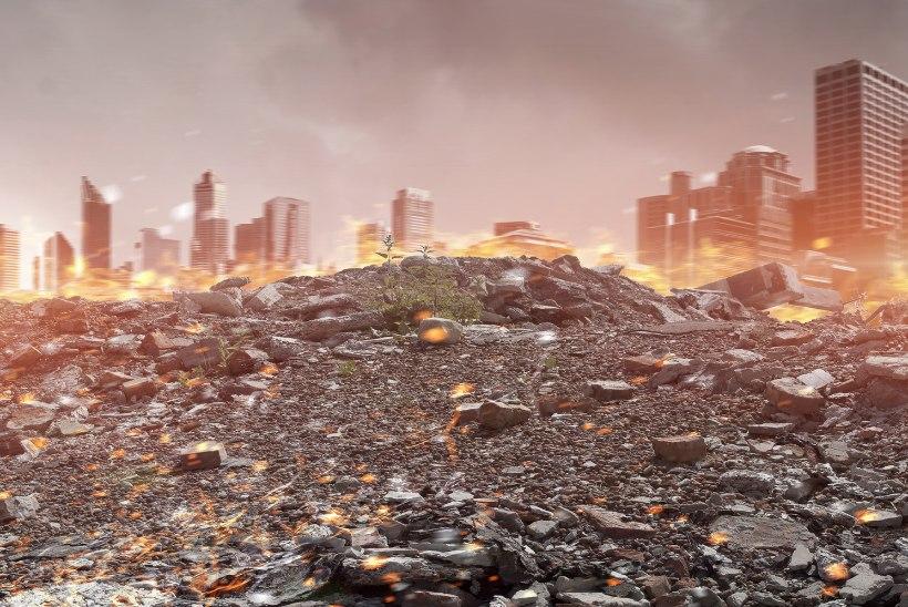 Mis juhtuks, kui inimkond üleöö kaoks? Kõigepealt mattuks planeet tulle ja haisu!