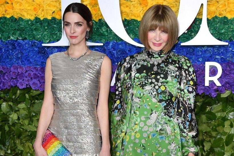 Ameerika Vogue'i kurikuulus peatoimetaja Anna Wintour saab vanaemaks
