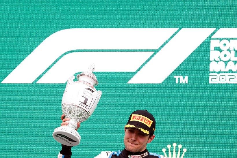Ungari GP võitis üllatusmees, poodiumile jõudnud Hamilton tõusis üldliidriks, Verstappeni sõidu rikkus kokkupõrge McLareni piloodiga