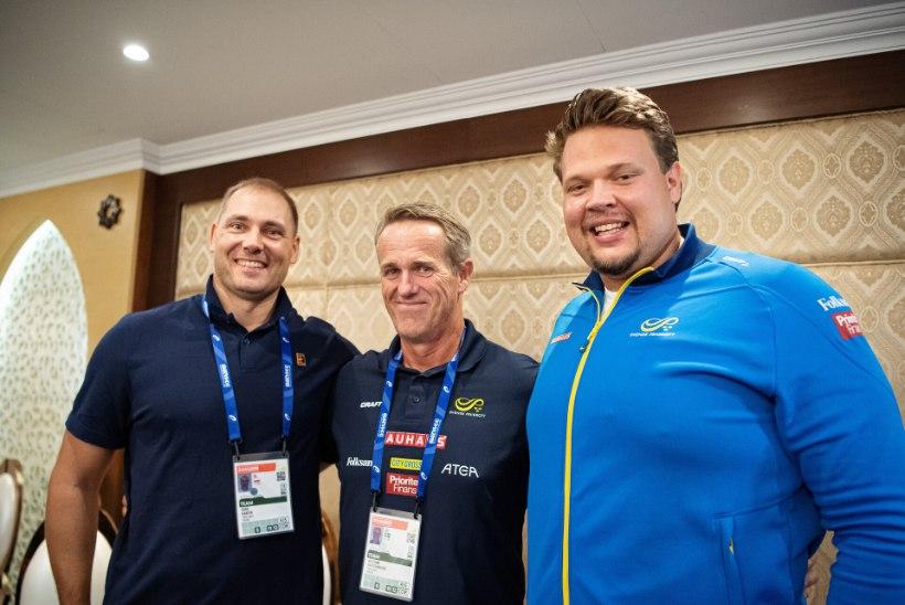 ÕL TOKYOS   Vestein Hafsteinssoni prohvetlikud sõnad üheksa aastat tagasi: Daniel Stahlist saab Tokyo olümpiavõitja!