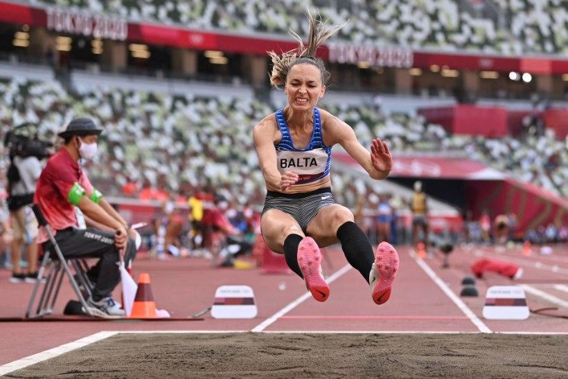 ÕL TOKYOS | Olümpial katkestanud Ksenija Balta: see oli mu viimane võistlus kaugushüppajana