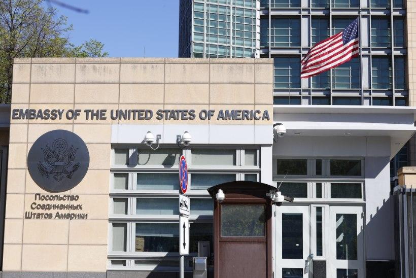 USA vallandab Venemaal saatkonnatöötajaid
