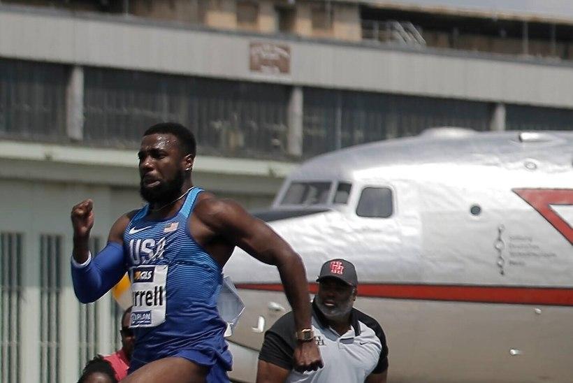 TRAGÖÖDIA: Endise maailmarekordiomaniku tippsprinterist poeg tegi enesetapu