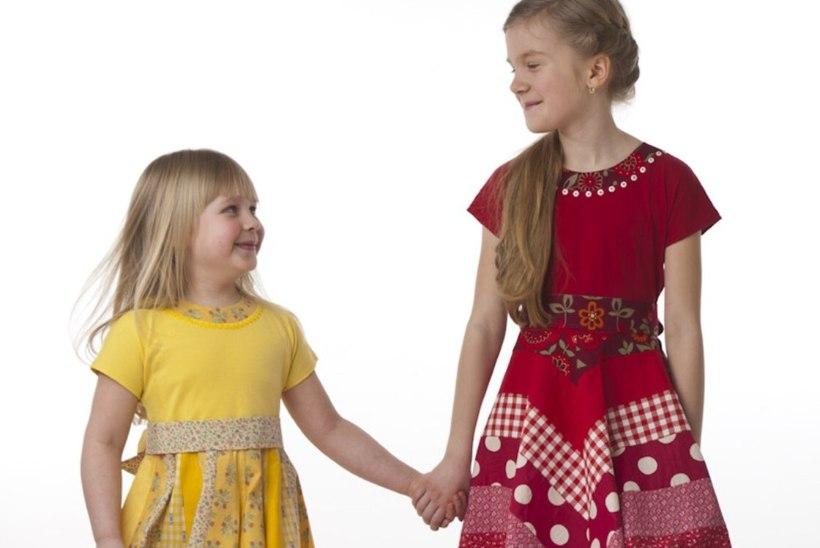 Sirvi ajakirja Käsitöö arhiivi, leia kõige ilusam kleit ning tee järele!