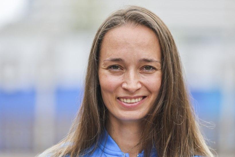 Ksenija Balta lõplik otsus: ma ei soovi enam kaugushüpperajale astuda