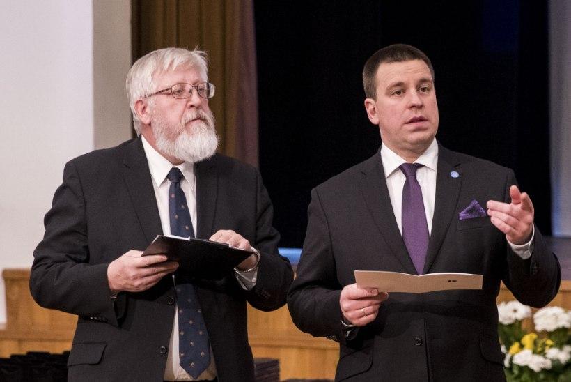 Ratas: Soomerest võib veel saada presidendikandidaat