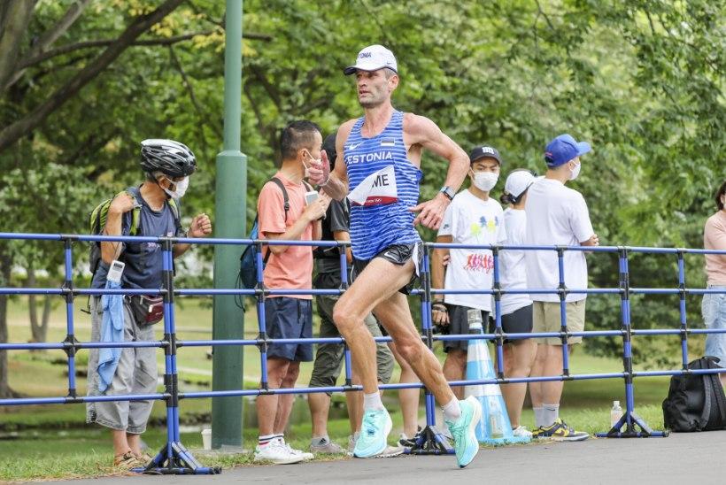 Tiidrek Nurme nägi olümpiarõngaid vahepeal juba uneski