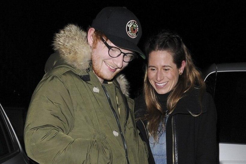 """""""KEEGI EI TEADNUD, KEEGI EI TULNUD"""": Sheeran räägib viimaks oma pulmadest"""