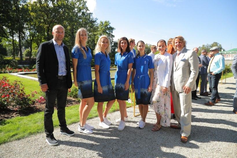 GALERII | President Kaljulaid: kõik olümpiale välja murdnud sportlased on kangelased
