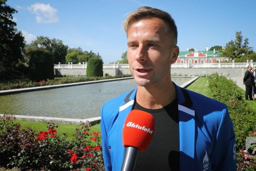 ÕL VIDEO | Rasmus Mägi olümpiafinaalist: mida rohkem süüvida detailidesse, seda uskumatum see tundub