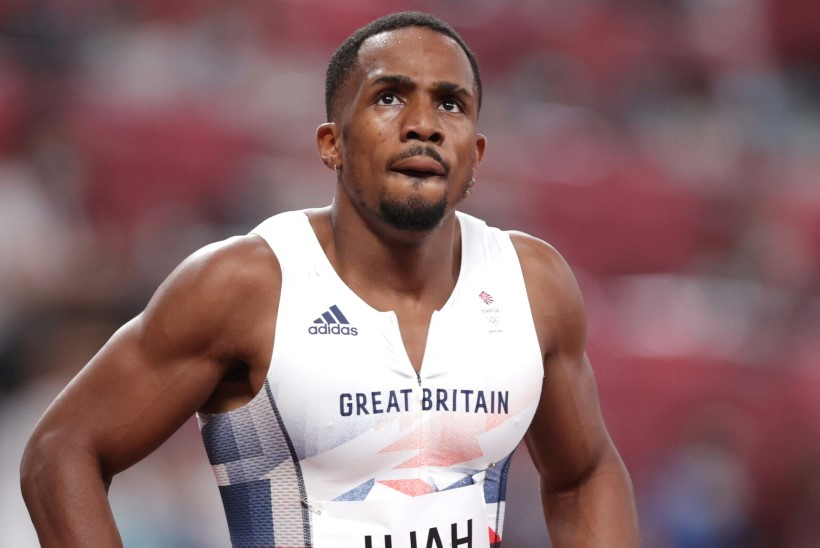 PAHANDUS! Tokyo olümpial hõbeda võitnud sprinter jäi dopinguga vahele