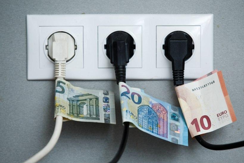 Elektrihind on Eestis aastaga pea kahekordistunud