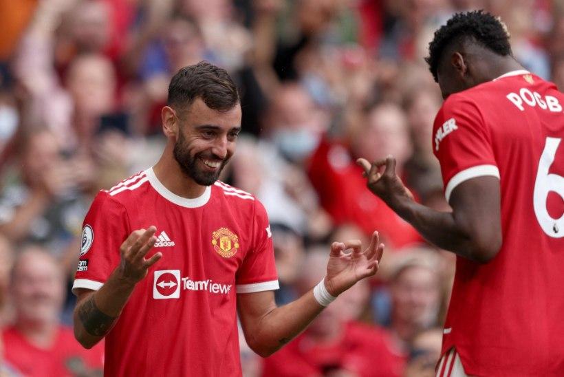 Manchester United ja Chelsea alustasid hooaega suurte võitudega