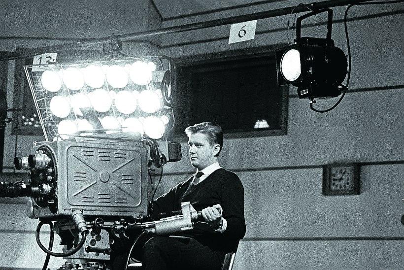 LAVAL JA LAVA TAGA: muusik Vaado Sarapuud jätkus lavastama nii öölaulupidusid, vanalinna päevi kui ka Moskva suuretendusi
