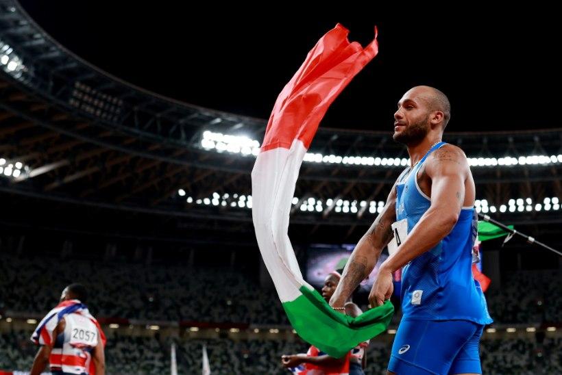 Olümpiahõbeda positiivne dopinguproov ajas maailma kiireima mehe naerma: enne teiste süüdistamist peaks vaatama peeglisse