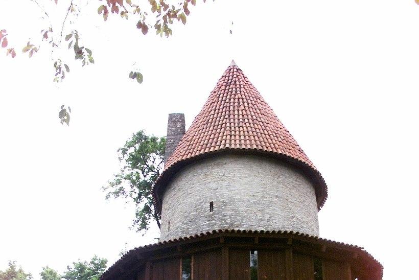 ÜHE TORNI LUGU | Kiiu torn oli algselt elamu