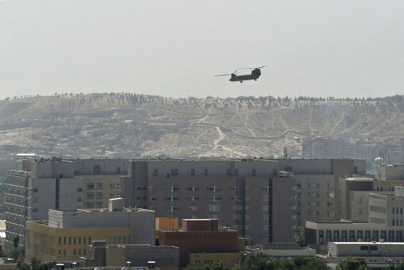 Kui ei juhtu ime, on Afganistan taas Talibani võimu all