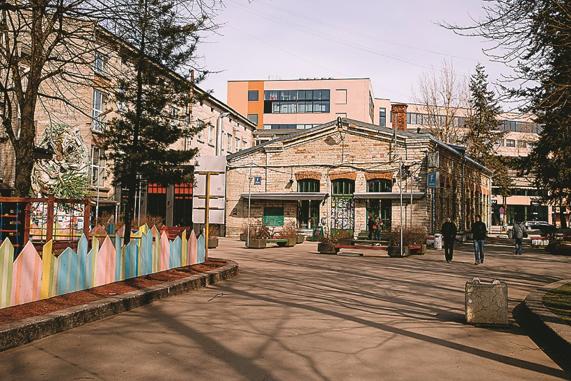 VANAD RAJAD | Põhja-Tallinnast sai tööstuskeskus Vene-Jaapani sõja tõttu