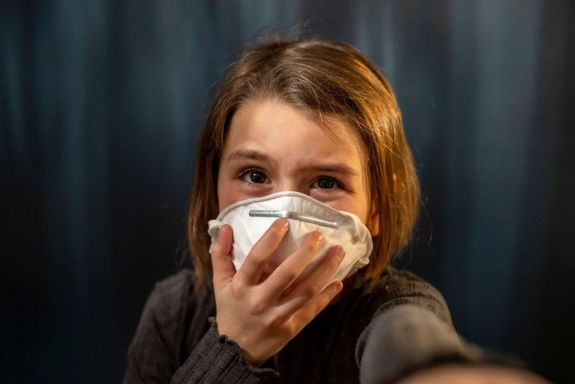 KOROONA VARITSEB LAPSI! Kas ülimalt nakkav deltaviirus on neile tõesti ohtlikum?