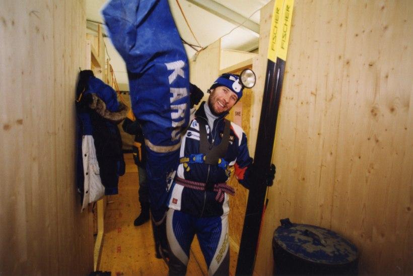 SUVI 1991 | Endine suusaäss Välbe: saime liitri viina ja paarisaja grammi kalamarja eest Norras kümme päeva suusatada, süüa ja ööbida
