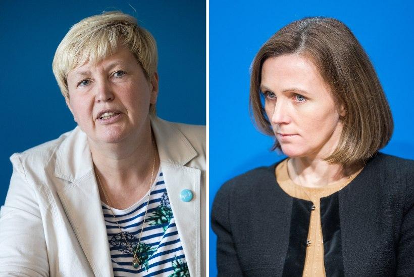 FASSAADI TAGA: mis määras Marika Priske ja Maris Jesse saatuse?