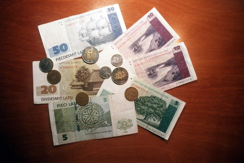 Tõnis Erilaiu lehesaba | Kuidas Pärnus võltsiti tuhandeid Läti münte