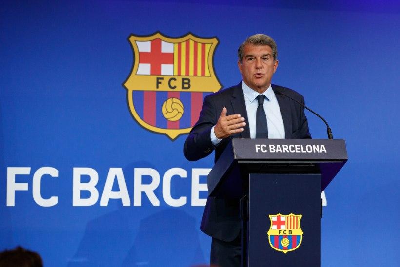 FC Barcelona president: oleme võlgu 1,35 miljardit eurot, meie olukord on väga murettekitav