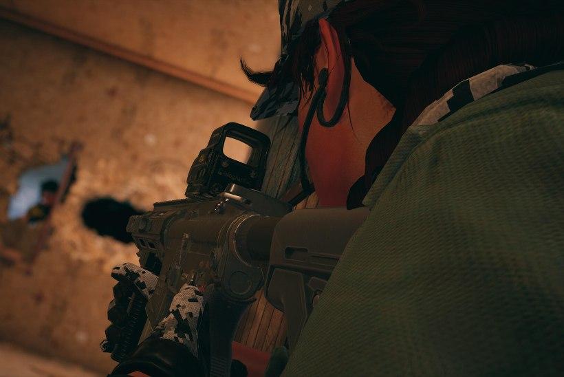 Populaarne tulistamismäng saab esimese transsoolise tegelase