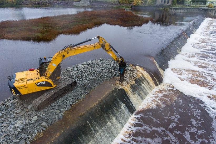 Eesti paisud: amortiseerunud, kallid ülal pidada ja loodust kahjustavad