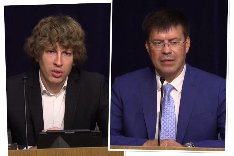 VIDEO | Tanel Kiik terviseameti külmlao rikkest: vaatepilt komisjoni raportist on masendav. Üllar Lanno: peale minu on teisigi, kellel lasub samuti vastutus