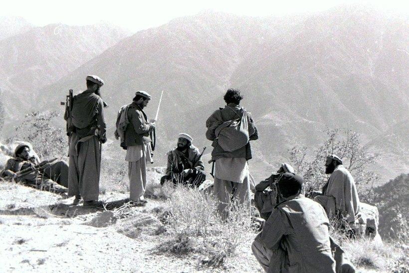 KRAHH AFGANISTANIS: ka Nõukogude Liit ei suutnud islamirühmitusi alistada