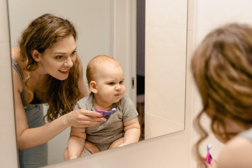 Millal viia laps hambaarsti juurde? Arst soovitab esimeseks visiidiks juba sellist vanust