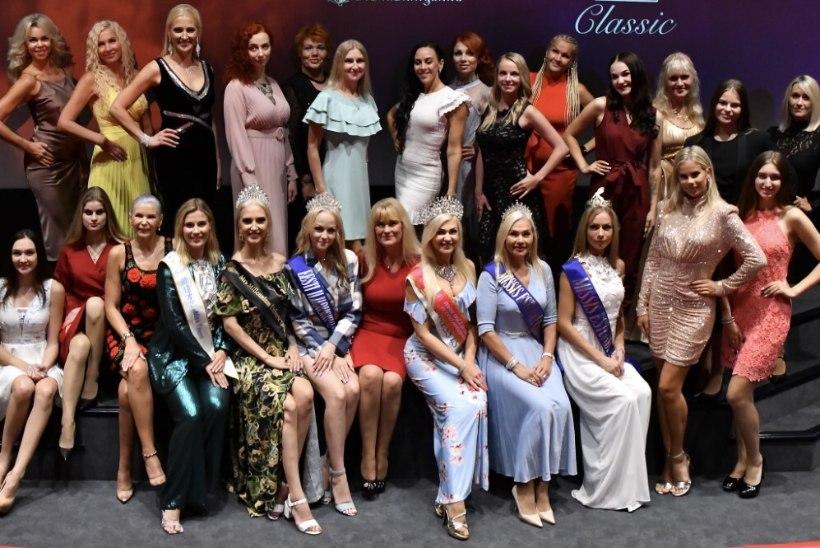 KAUNITARIDE GALERII   Algasid Eesti Iluduskuninganna ja Missis Estonia 2021 ettevalmistused finaalvõistluseks