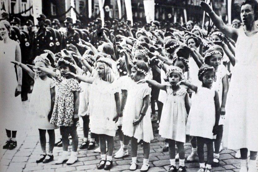 Programm Lebensborn – natside katse aretada superlapsi