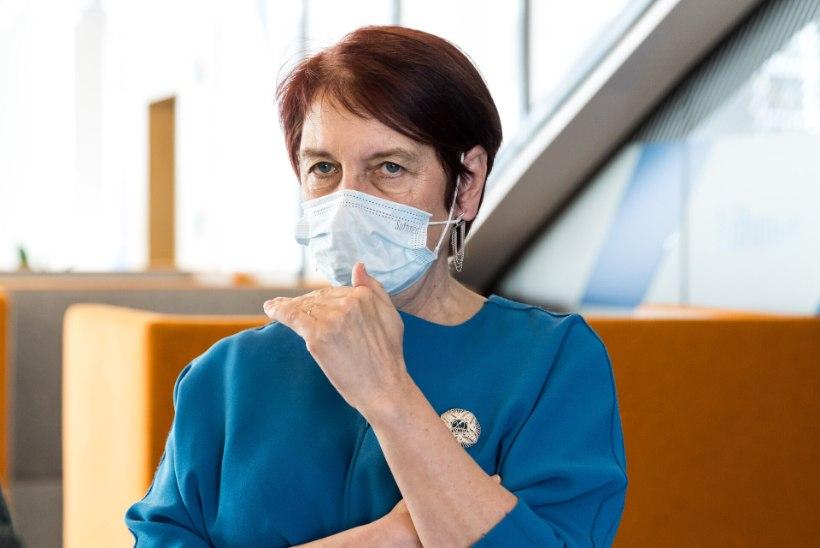 Irja Lutsar selgitab, miks peavad maski taas hakkama kandma ka vaktsineeritud inimesed