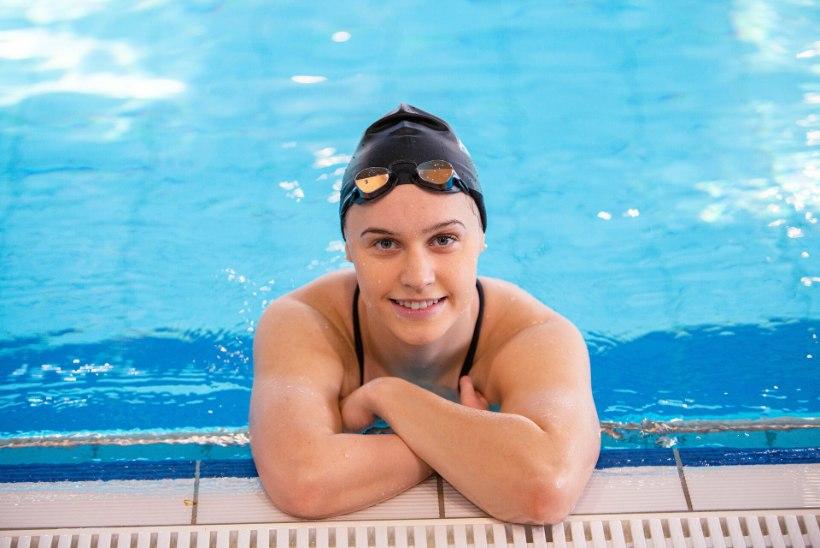 Susannah Kaul pääseb sünnidefektist hoolimata olümpiale: tuleb olla järjepidev ja natuke jonnakas!