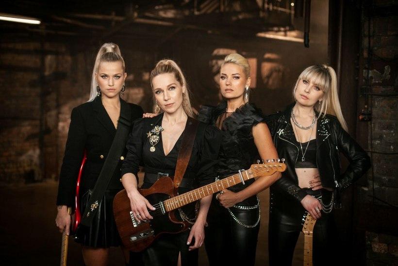 VANILLA NINJA UUS TULEMINE! Ninjatarid kolmandast singlist: see on meie esimene rahvusvahelisele turule mõeldud muusikavideo, mis filmitud Eestis