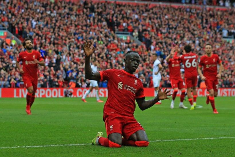 TRAGÖÖDIA: Liverpool võitis ka isa leinava tähtmängijata