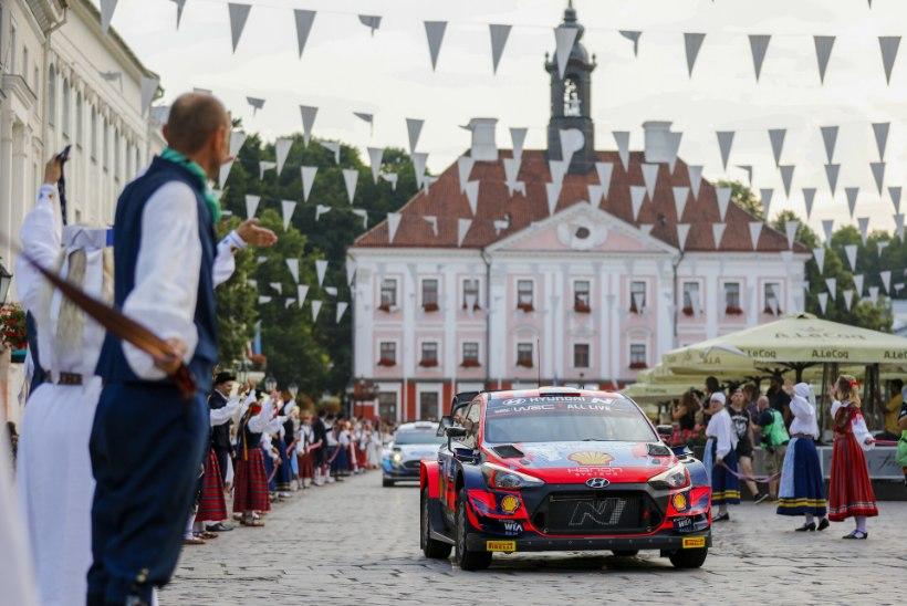 Läti on teel WRC-etapini. Mida tähendab see Rally Estonia jaoks?