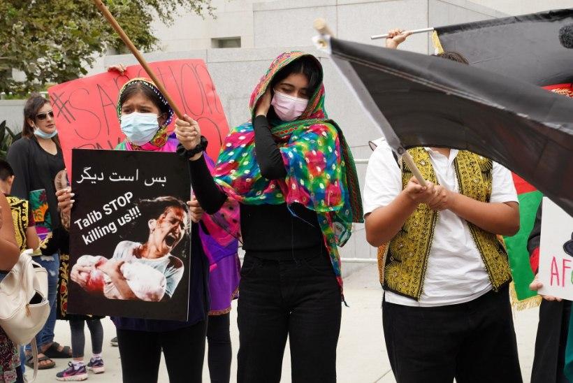 Taliban ei luba naistel sportida ja kavatseb naissportlased hukata. Atleedid anuvad lääneriike asüüli pakkuma