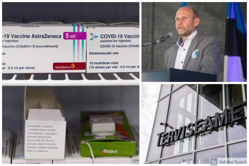Helir-Valdor Seederile ei manustatud terviseameti külmladudes hoiustatud vaktsiini