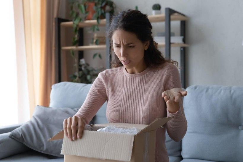 NETIPOEST TELLIJATE USKUMATUD LOOD: sinise dressipluusi ostja sai punase vesti, kingaostjale vaatas pakist vastu seelik! Kes maksab ja vastutab?