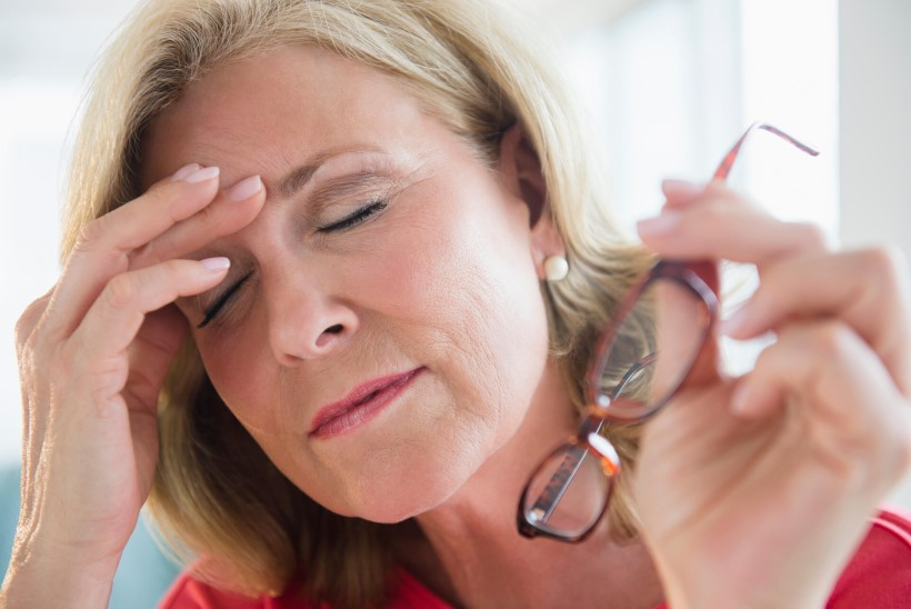 SELETAMATUD TERVISEMURED? Vaata, kas nende taga võib olla hoopis menopaus!