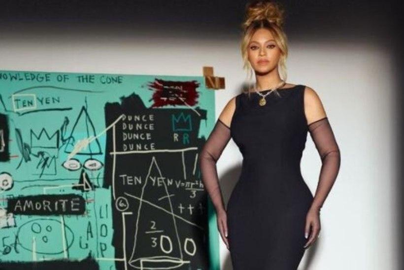 25 MILJONIT EUROT! Beyoncé kandis neljanda naisena maailmas haruldast kaelakeed!
